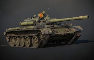 ЛБЗ 1: T 55A
